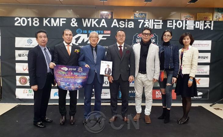 아시아를 넘어 전 세계로, WKA-ASIA의 문성용 회장을 만나다
