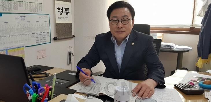 [시민공감] 박성민 복지문화건설 위원장을 만나다