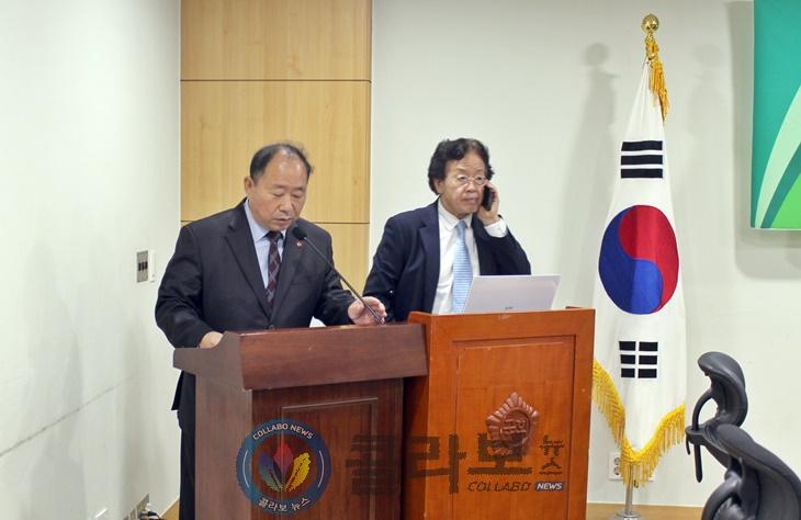 [현장포토] '복지와 금융강국의 길' 정책토론회 열려