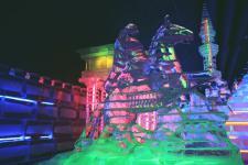 얼음나라 투명광장